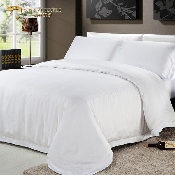 Король 5 звезд Twin 100% хлопок сатин индивидуальные W отель постельное бельё