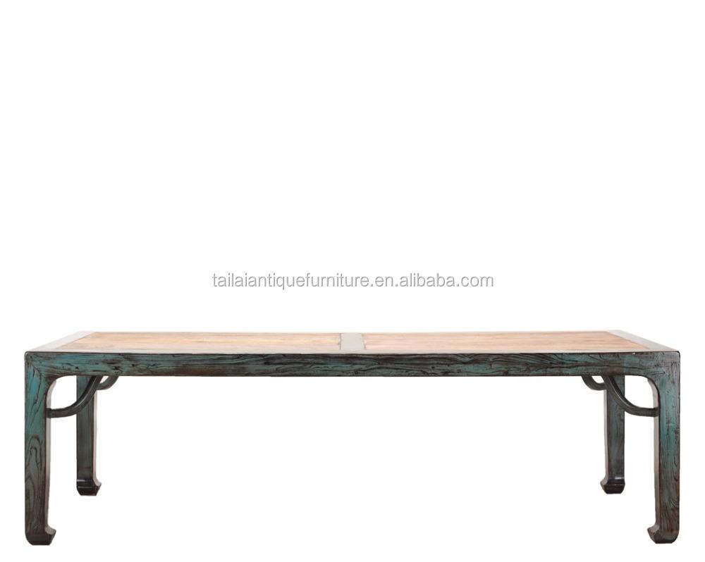 Chinois à la main sur mesure sur mesure conférence tableau récupéré bois meubles