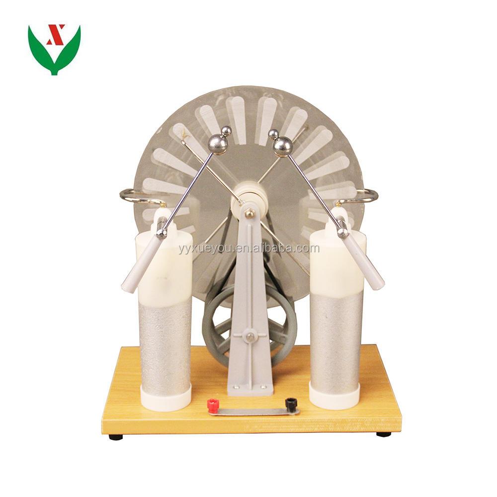 Influência máquina / instrumento de ensino laboratório de física