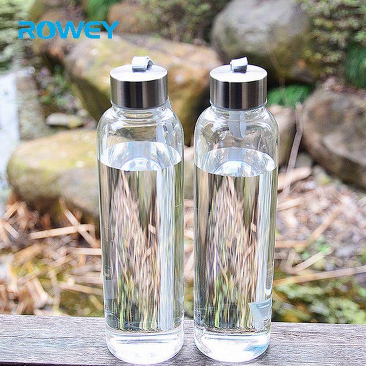 O costume favorável ao meio ambiente imprimiu a garrafa de água dos esportes que funciona com a <span class=keywords><strong>boca</strong></span> pequena da base do infuser