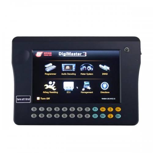 뜨거운 판매 Yanhua Digimaster3 마일리지 주행 보정 마스터 도구 감소 디지 3 완전 세트 진단 도구
