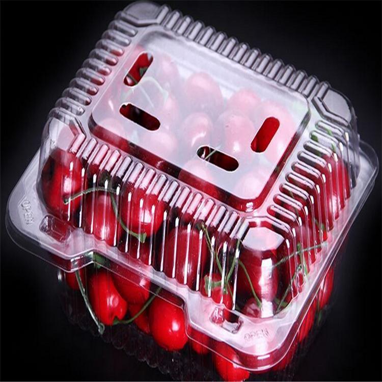 Top Saling fresa fresca Huerta productos al por mayor reciclaje frutas blister