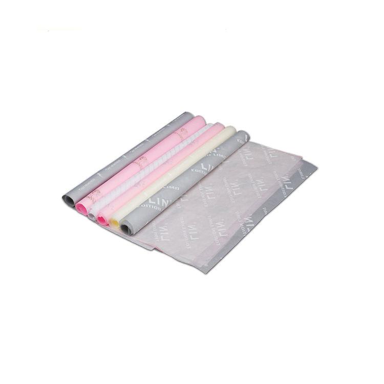 Мягкая тканевая упаковочная бумага для обуви упаковка 100% биоразлагаемая тканевая бумага