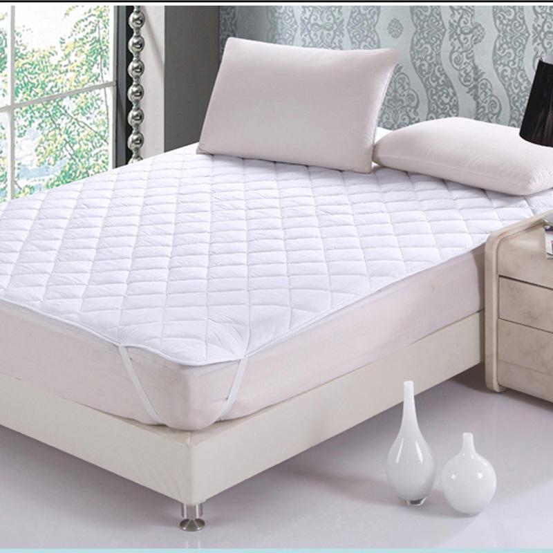 Высокое качество супер мягкий вниз наматрасник для гостиниц, отель кровать подушки
