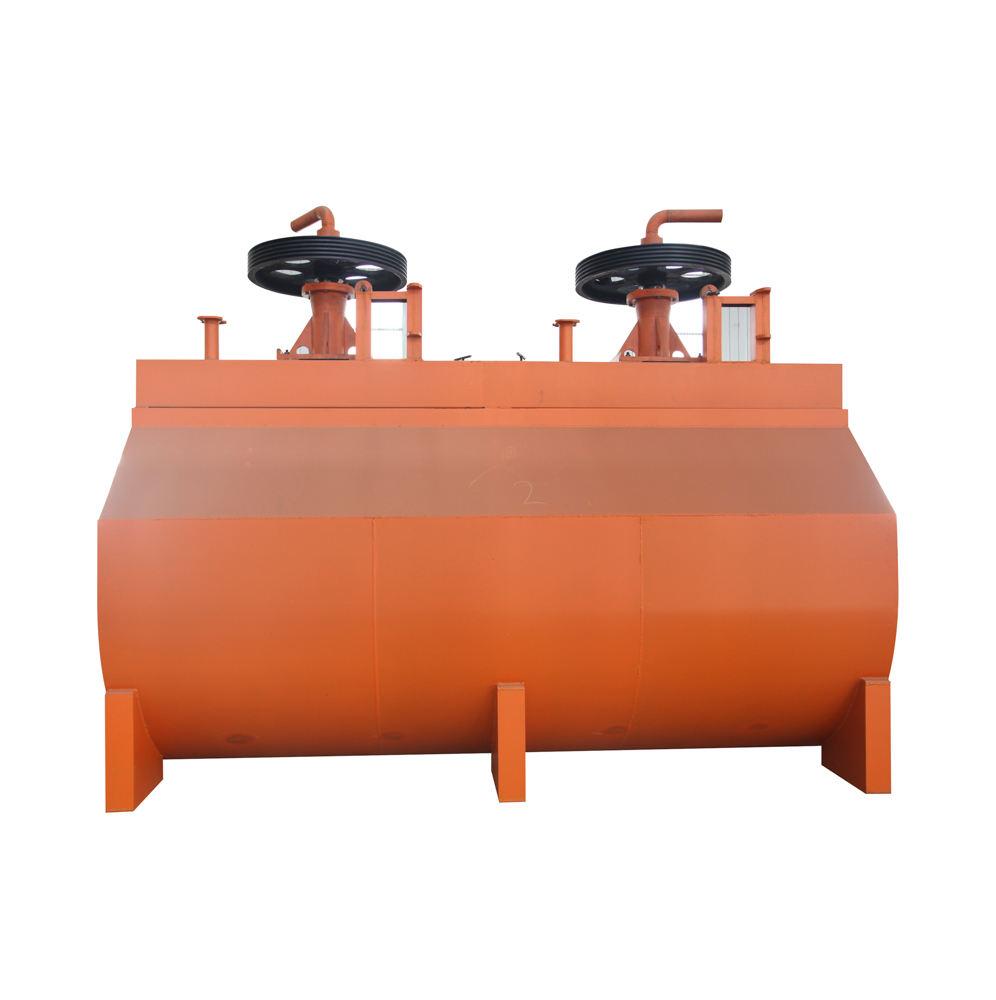2018Hot vender máquina de flotación para el mineral de cobre/oro beneficio