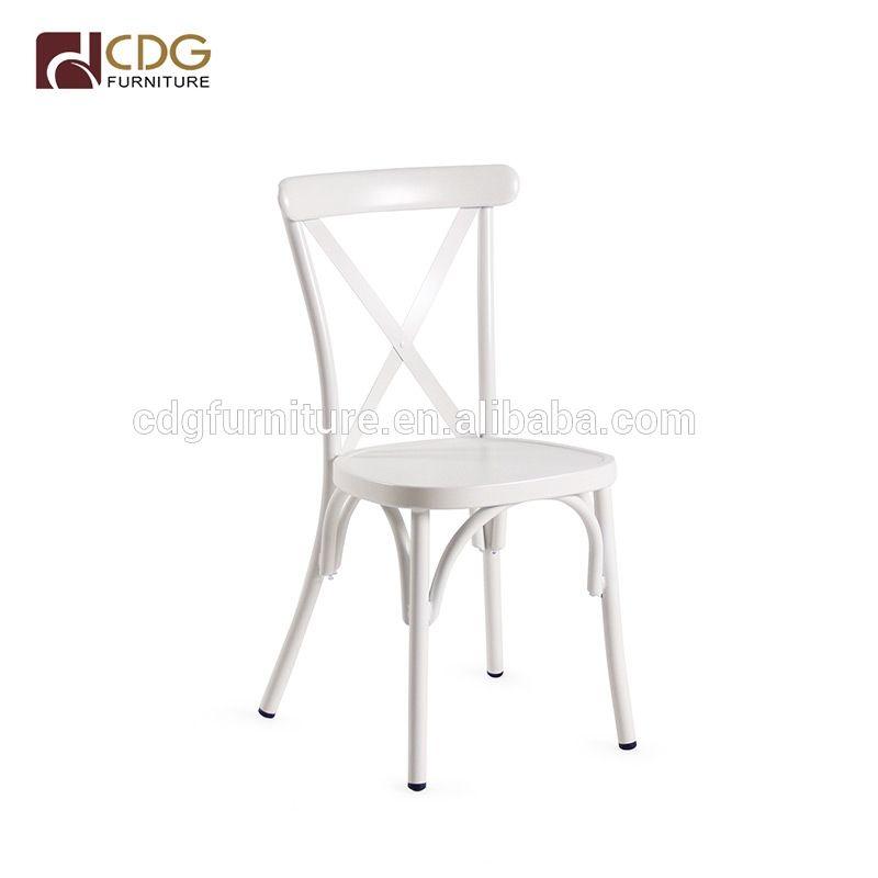 CDG jardim ao ar livre mobiliário de aluguer barato cadeiras para casamentos