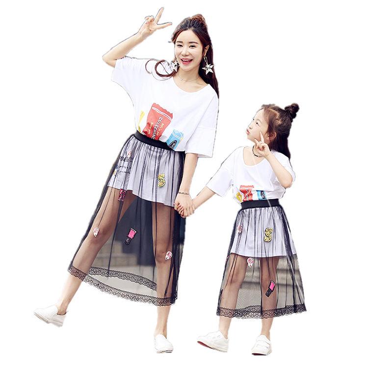 2019 قصيرة الأكمام الفتيات الملابس مجموعات الجملة طفل <span class=keywords><strong>بوتيك</strong></span> الملابس