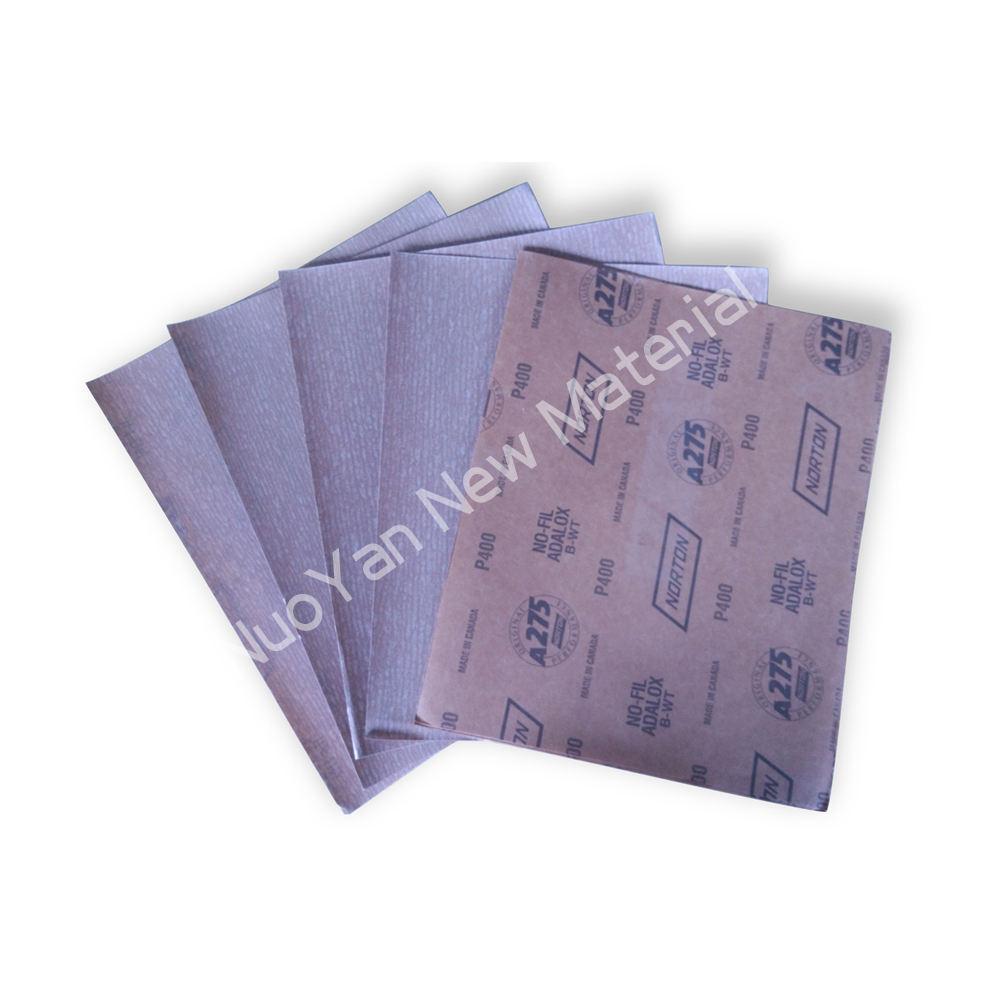 Roue volante Feuille Bois Humide et Sec Verre Automobile Papier Abrasif Coloré, papier abrasif disques