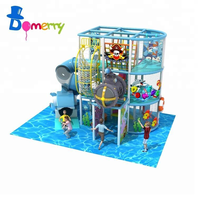 가장 인기있는 정글 테마 어린이 실내 놀이터 디자인