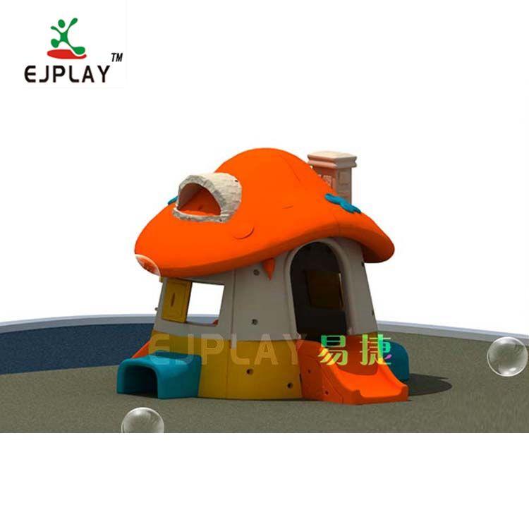 Multi-funcional de plástico de diversión al aire <span class=keywords><strong>libre</strong></span> patio de casa pequeña Park