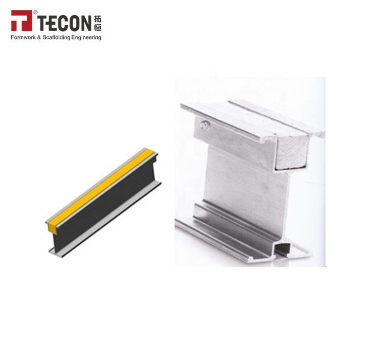 Encofrados de hormigón de aluminio anodizado que haz 6061 de 6005 H haz