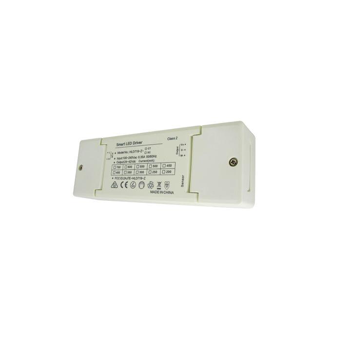 Max 25 w 700ma 2.4g sans fil zigbee ha light link zll cct dimmable LED conducteur