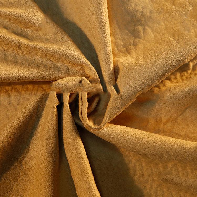 rno de diseño de impresión de tela de gamuza para prendas de vestir sofá zapatos Súper suaves zapatos de tela de <span class=keywords><strong>terciopelo</strong></span>