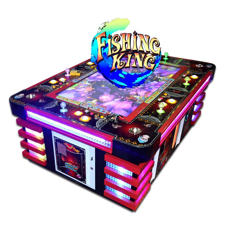 Changyao الصيد الصيد العاب المحيط الملك 3 ماكينة لعبة الأسماك