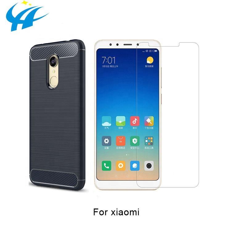 2.5d 10 h trempé verre écran protecteur film amical pour xiaomi pour redmi 5/5 plus d'assurance commerciale bonne qualité