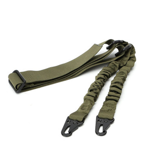 Police Equipment One Two Three Point Harness Gun Sling Shoulder Strap Hunting Military Tactical Sling