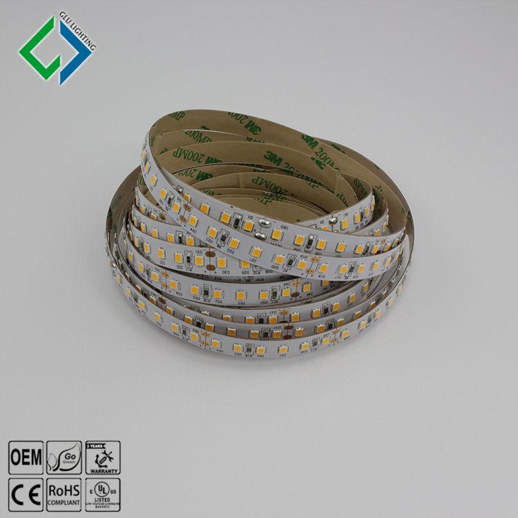 2835 Led tira de Led Sensor de movimiento llevó la luz de tira para el perfil de aluminio