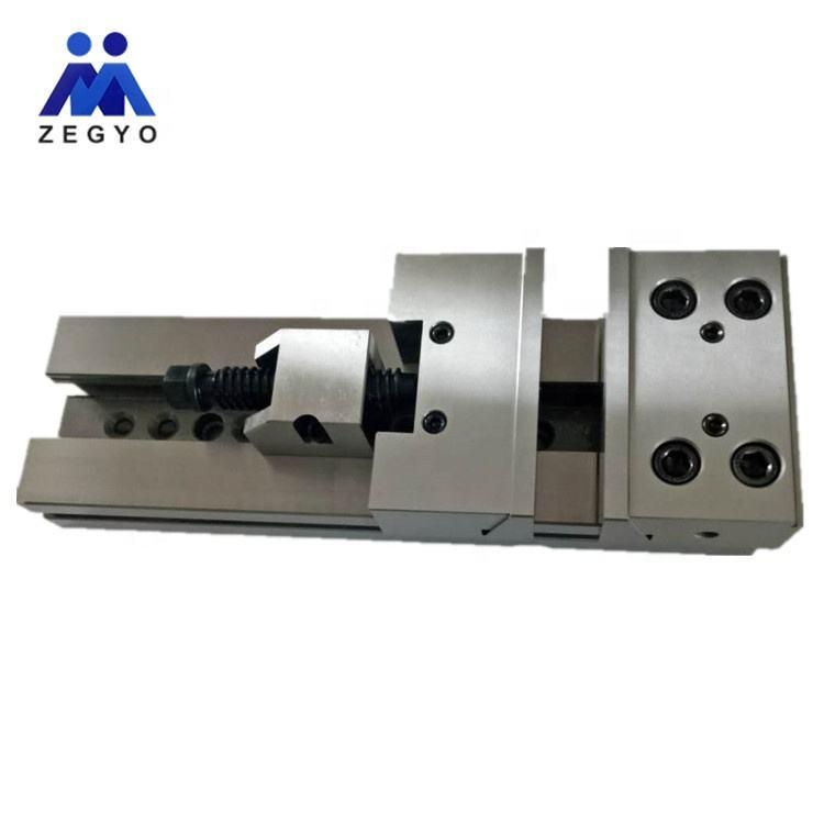 Dezhou завод фрезерный станок с ЧПУ вице GT150A-I точность модульная тиски прецизионный инструмент тиски GT120 150*200