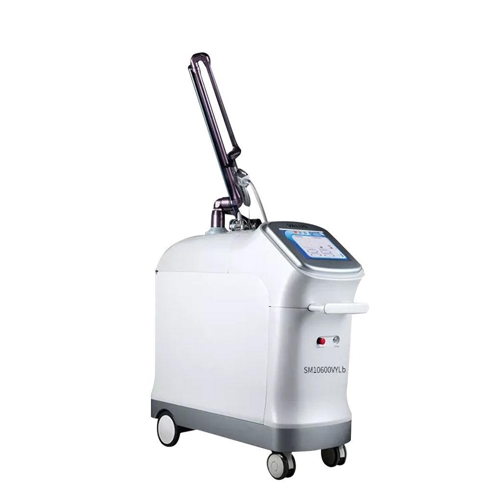 Красота клиника салон использовать дешевые 30 Вт CO2 частичный лазерный акне шрам устройство для лазерной терапии