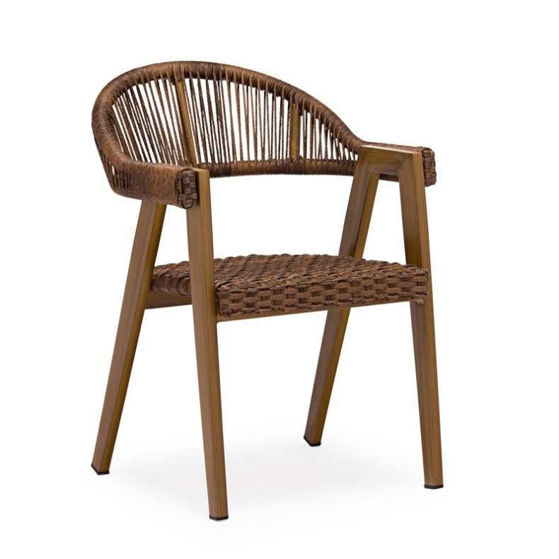 Multifuncional <span class=keywords><strong>Ratan</strong></span> muebles de jardín de aluminio fundido de importación