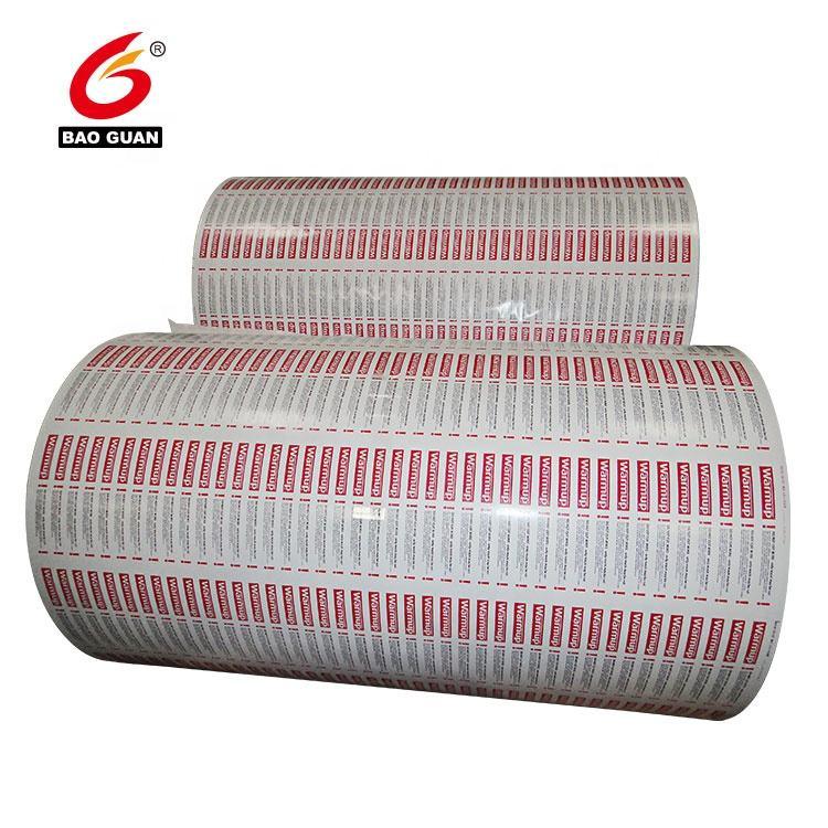 Двойные стороны силиконовый релиз бумаги jumbo rolls
