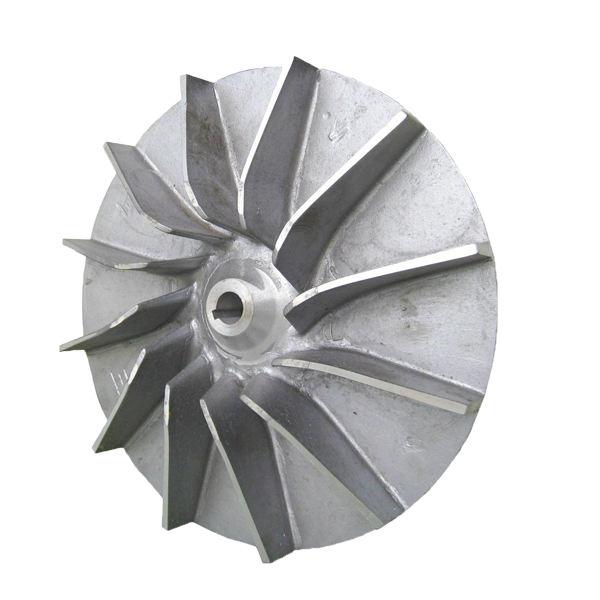 Su misura in acciaio pompa acqua <span class=keywords><strong>girante</strong></span> colata