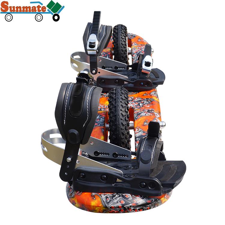 2019 nuevo diseño de moda de carretera 2 ruedas de peces mucho fuego skateboard wheels