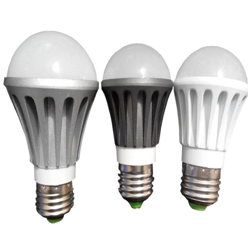 5 Вт светодиодные лампы завод Led Buld E27 алюминиевый корпус светодиодные лампочки