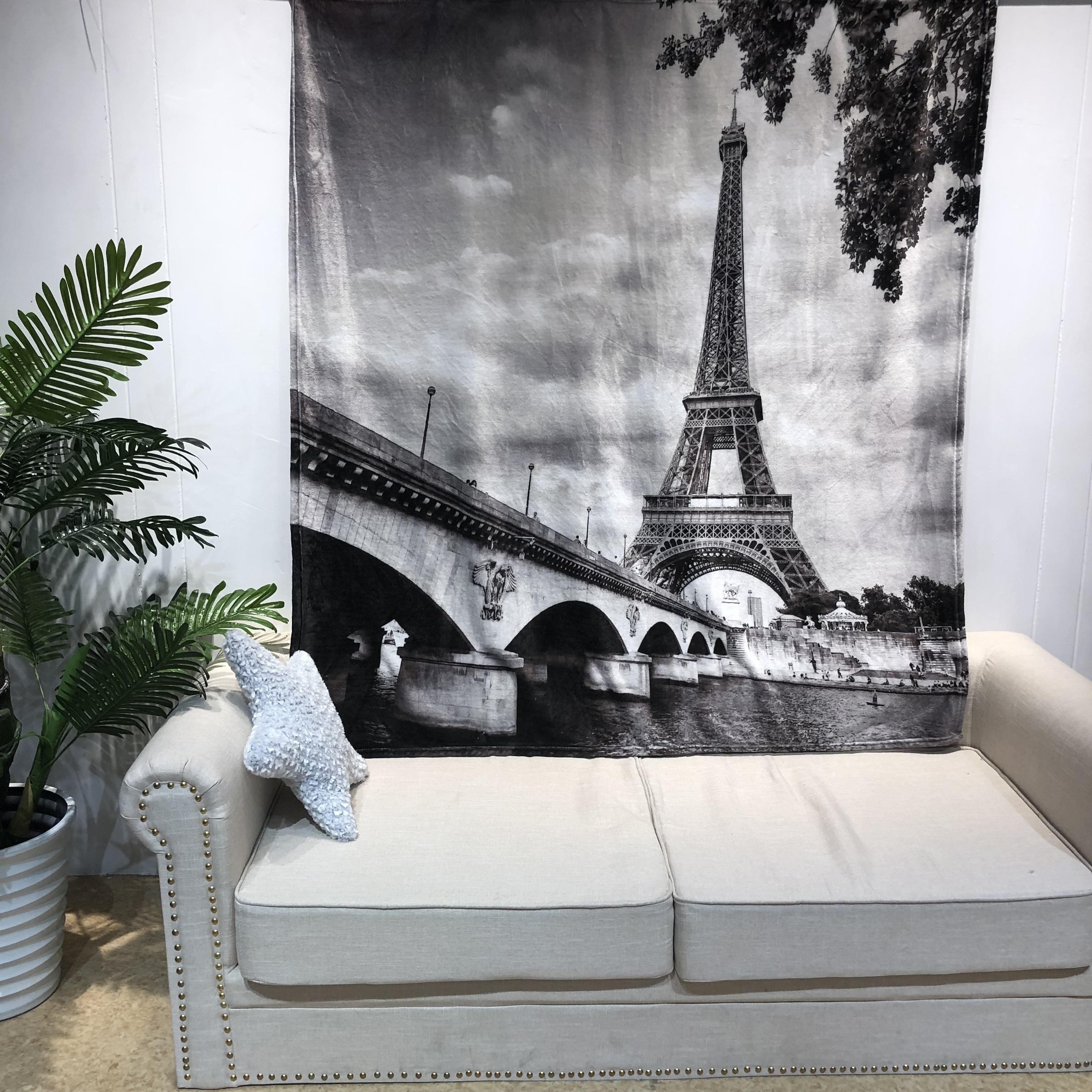 Супер мягкий HD retina печати фланель Флисовое одеяло пледы с 3D цифровой декорации узор дизайн