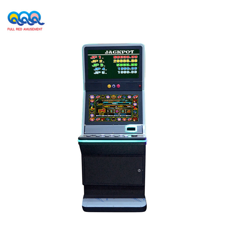 Классический роскошный дизайн слот <span class=keywords><strong>видео</strong></span> электронные казино Tarzan5 игра машина