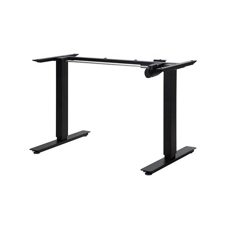 <span class=keywords><strong>Personalizado</strong></span> ergonómico de la Mesa de altura ajustable Marco de escritorio