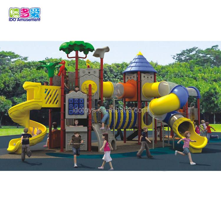 2019 niños de plástico al aire <span class=keywords><strong>libre</strong></span> <span class=keywords><strong>parque</strong></span> infantil juguetes equipos en Guangzhou