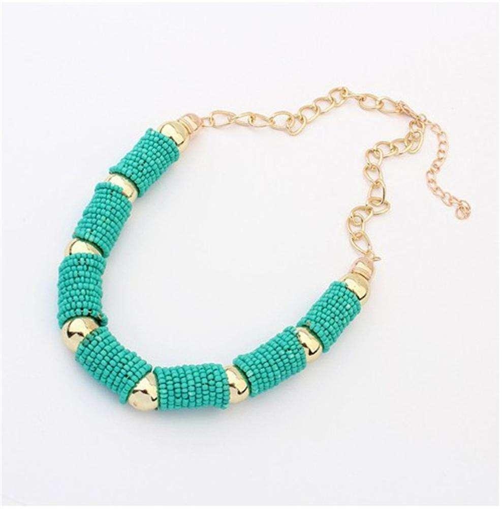 MO2019021B Moyamiya verano brillante moda bohemia de cuentas de semillas pulseras redondas