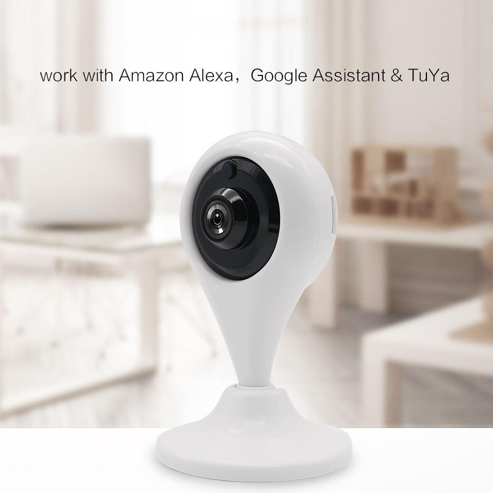 Wifi cctv ip smart <span class=keywords><strong>caméra</strong></span> de surveillance avec 1080 p HD, deux voies talkback système, détection de mouvement