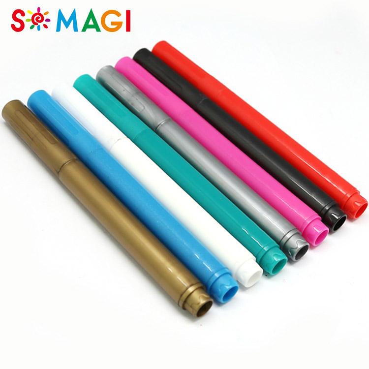 Garanzia della qualità ABS <span class=keywords><strong>materiali</strong></span> di scrittura della penna marcatori di vetro oem per il commercio all'ingrosso