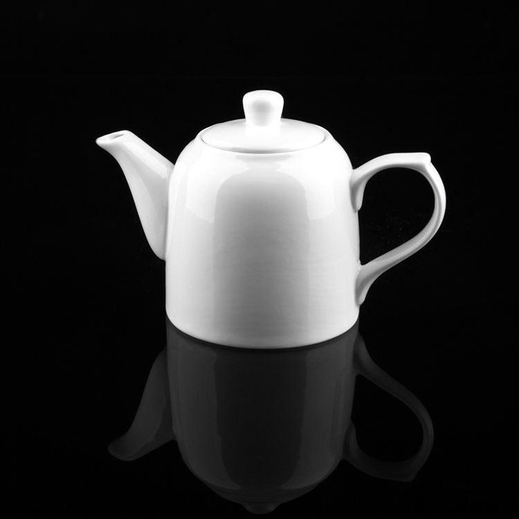 Custom <span class=keywords><strong>골동품</strong></span> China 뼈 도자기 커피 Pots 흰 Ceramics 찻 에 Stocks