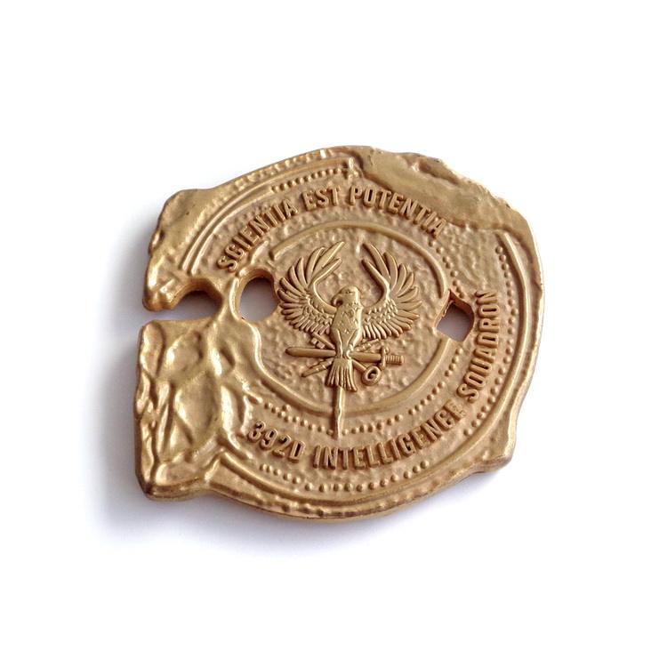 Nuevo doble águila de la India el Islam regalo estampado moneda <span class=keywords><strong>fabricantes</strong></span>