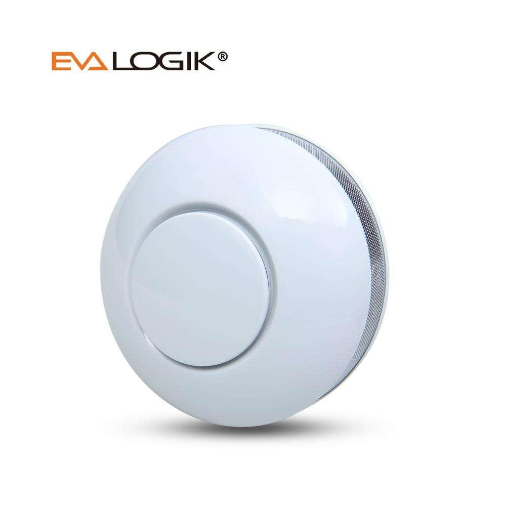 Z-Wave датчик плотности дыма датчик сигарет детектор дыма