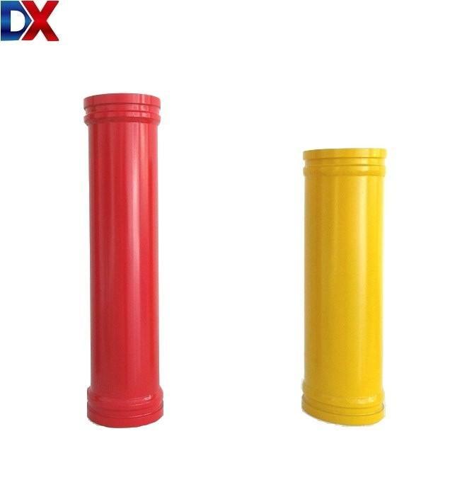 3mm + 2mm doble capas de hormigón de la bomba de tubo para Zoolion
