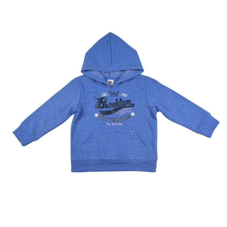 Новый весенний дизайн кисточки назад ткань пользовательские мужская футболка и кенгуру карман Малыш Девушка пуловер