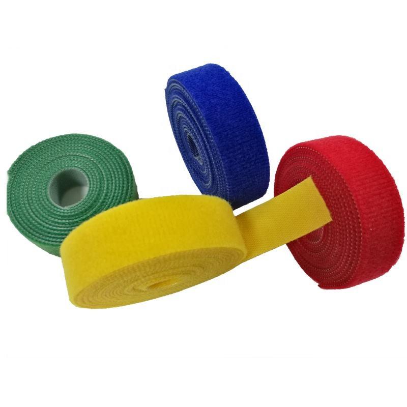Riutilizzabile doppio lato adesivo <span class=keywords><strong>di</strong></span> <span class=keywords><strong>plastica</strong></span> hook loop tape