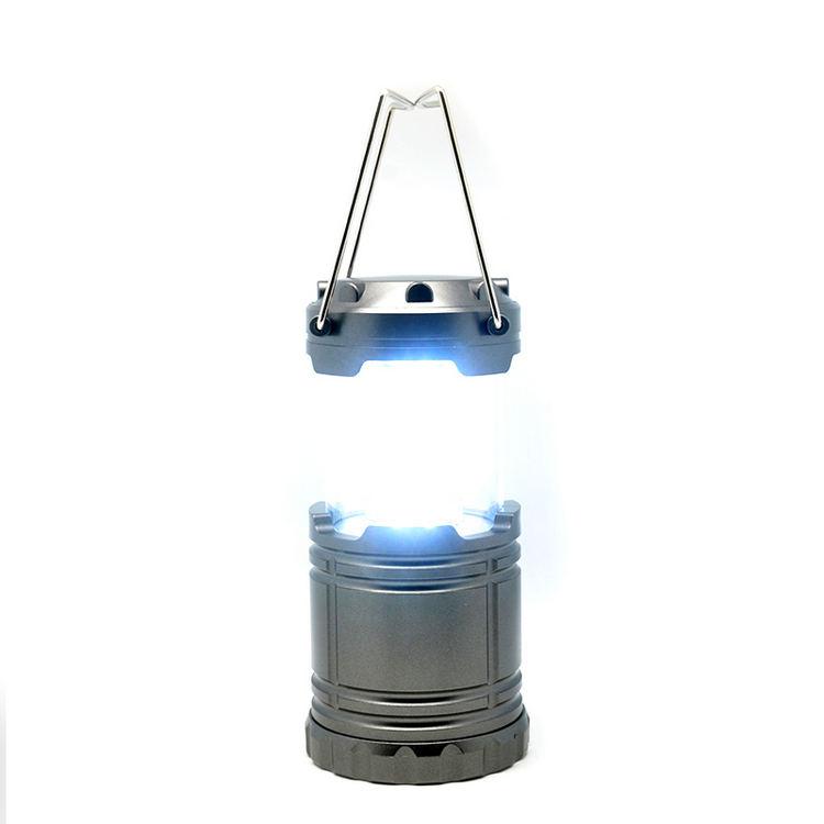 Ngoài trời Chất Liệu đèn Khẩn Cấp 3 * AA Battery Powered Cầm Tay 30 led Cắm Trại led Đèn Lồng