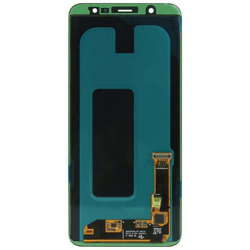 Tela de toque De Vidro Digitalizador para Samsung Galaxy A6 Plus 2018 (para Não incluir LCD)