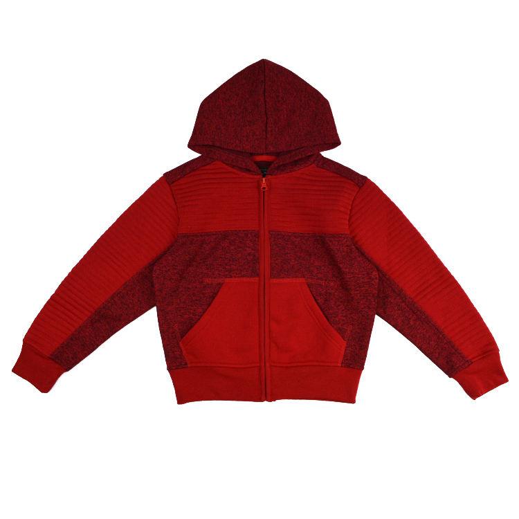 Новый весенний дизайн высокое качество вырезать и шить Мода премиум заблокированы толстовка на молнии для детей