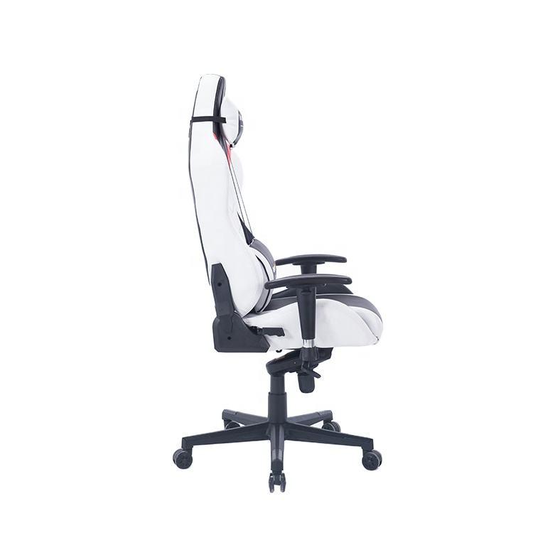 Melhor vender Modern balançando PU profissional de metal barato computador gamer cadeira