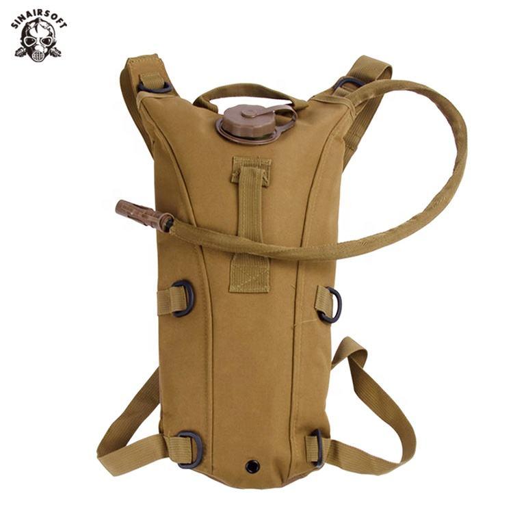 Nylon 3L esercito tattico militare molle camel active zaino <span class=keywords><strong>vescica</strong></span> sacchetto di eddy campeggio militar <span class=keywords><strong>camelback</strong></span> idratazione
