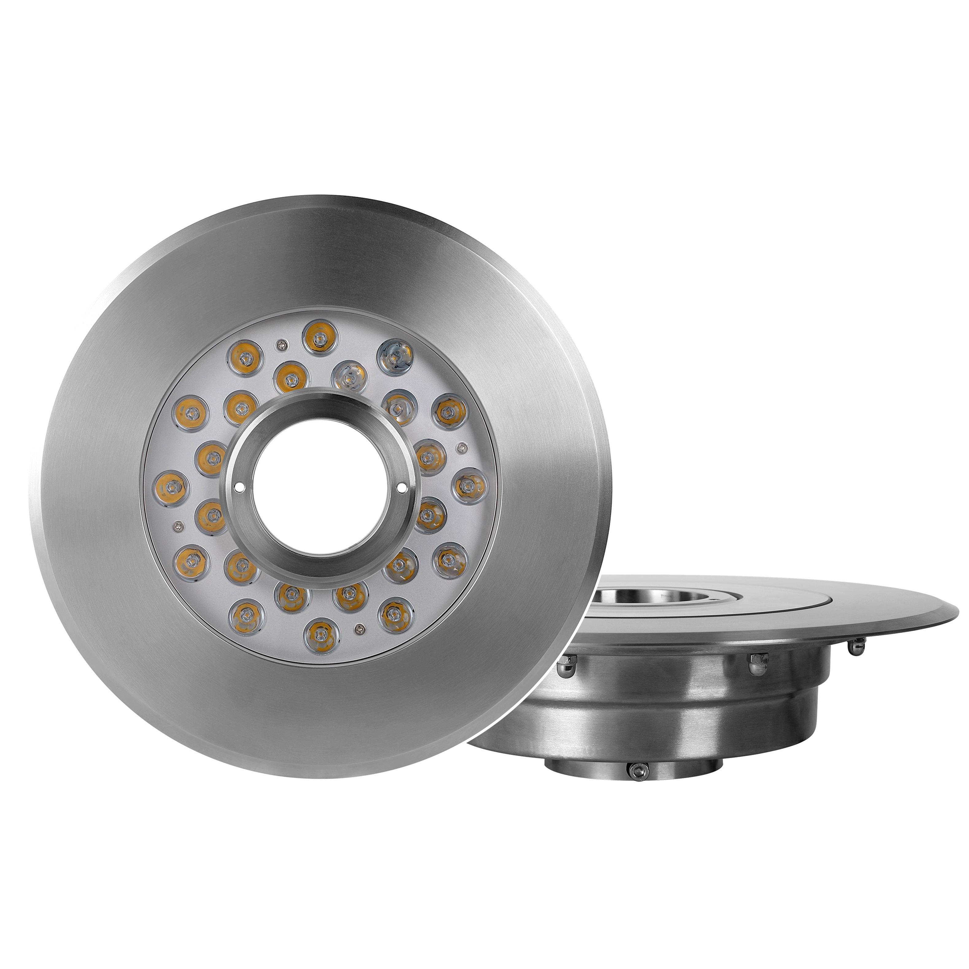 ウォータージェット噴水照明防水LED水中噴水プールライト