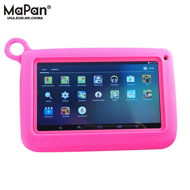 MaPan 7-дюймовый детский Android планшет для школьников с детскими играми приложение OTG функция