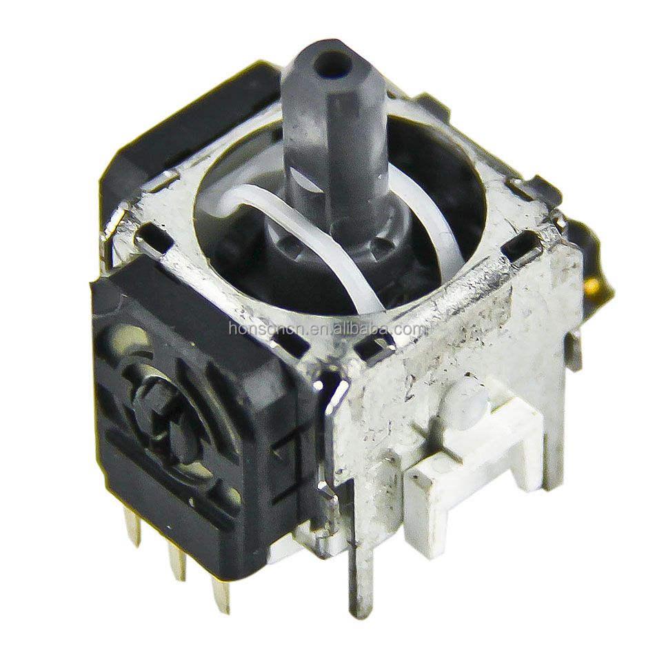 Perfektes Arbeiten Nizza Preis Ursprüngliche neue graue Farbe 3 Pin 3D Analog Stick für PS3-Controller