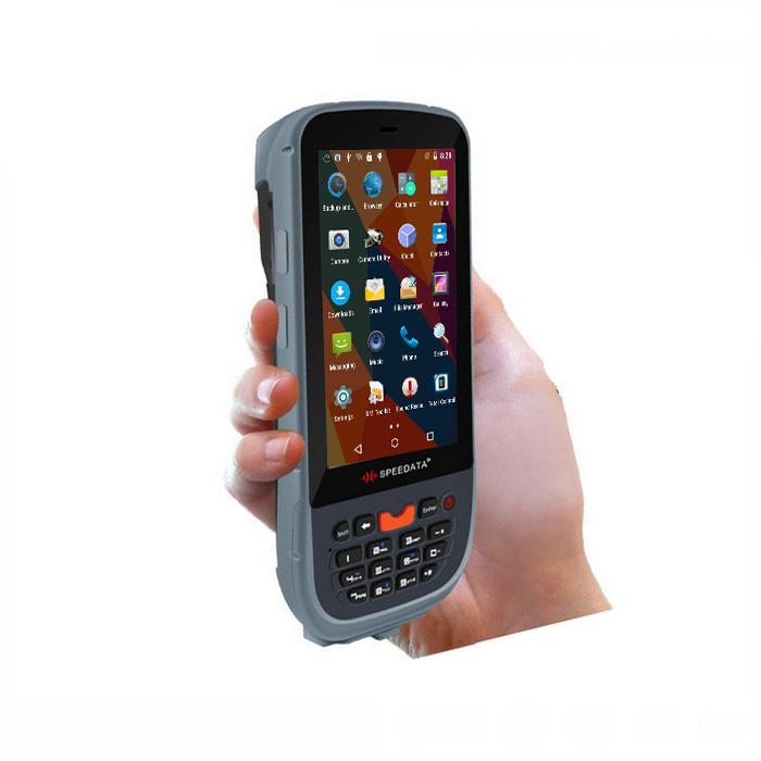 와이파이 블루투스 4 그램 SIM 카드 RS232 모듈 안드로이드 바코드 스캐너 <span class=keywords><strong>리더</strong></span> PDA 단말기 터치 스크린